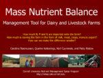 the whole farm nutrient balance calculator