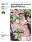 Nutrient Management in Organic Systems--California Implementation Guide Cover