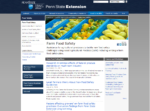 Penn State Extension website